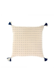 Indaba Cadre Handwoven Pillow - Front cropped