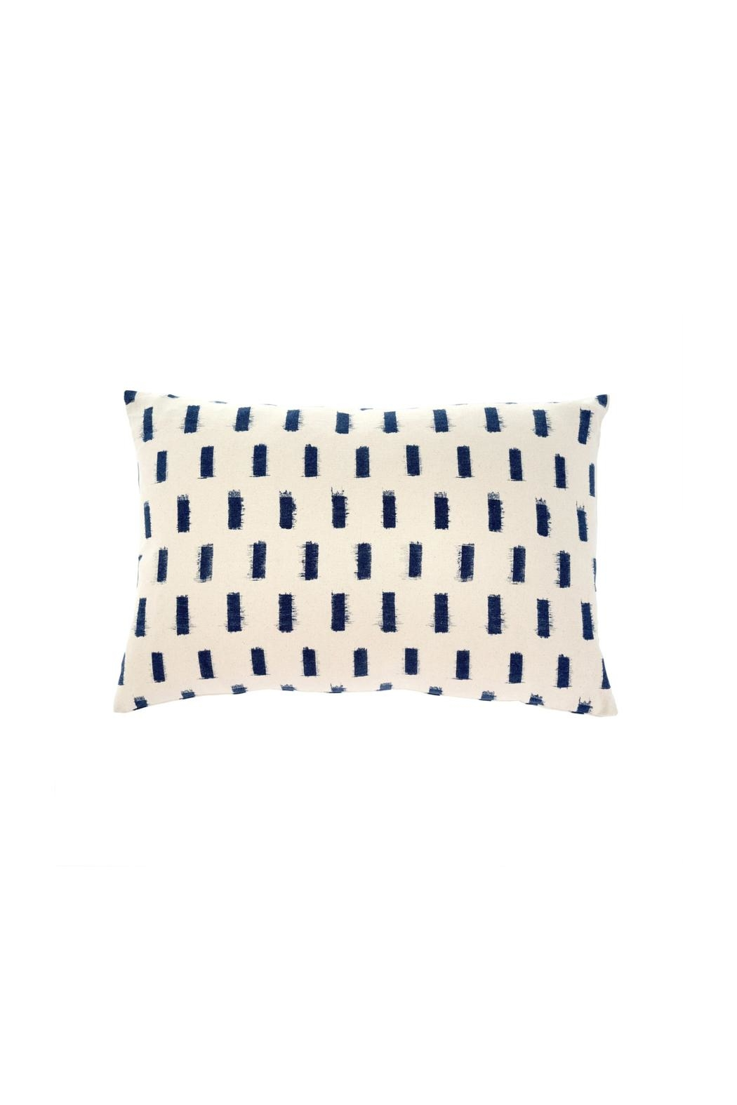 Indaba Dash Ikat Pillow From Canada By Mountain Home Decor Shoptiques
