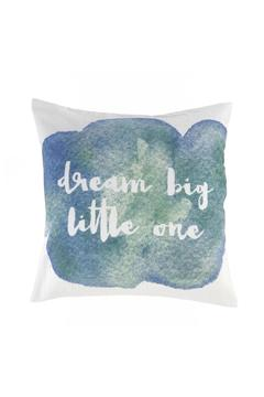 Shoptiques Product: Dream Big Pillow