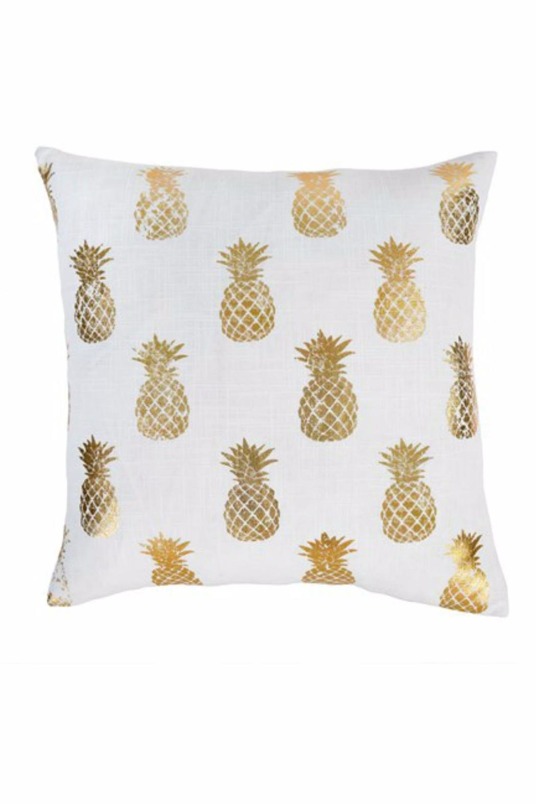 crest c pillow home f pineapple