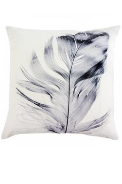 Shoptiques Product: Graphic Feather Pillow