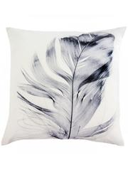 Indaba Graphic Feather Pillow - Product Mini Image