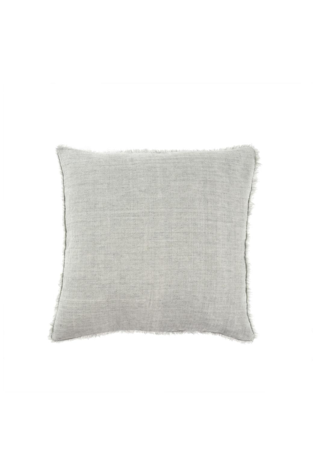 Indaba Lina Linen Pillow - Front Cropped Image