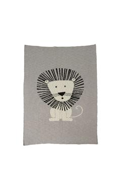 Shoptiques Product: Lion Baby Blanket