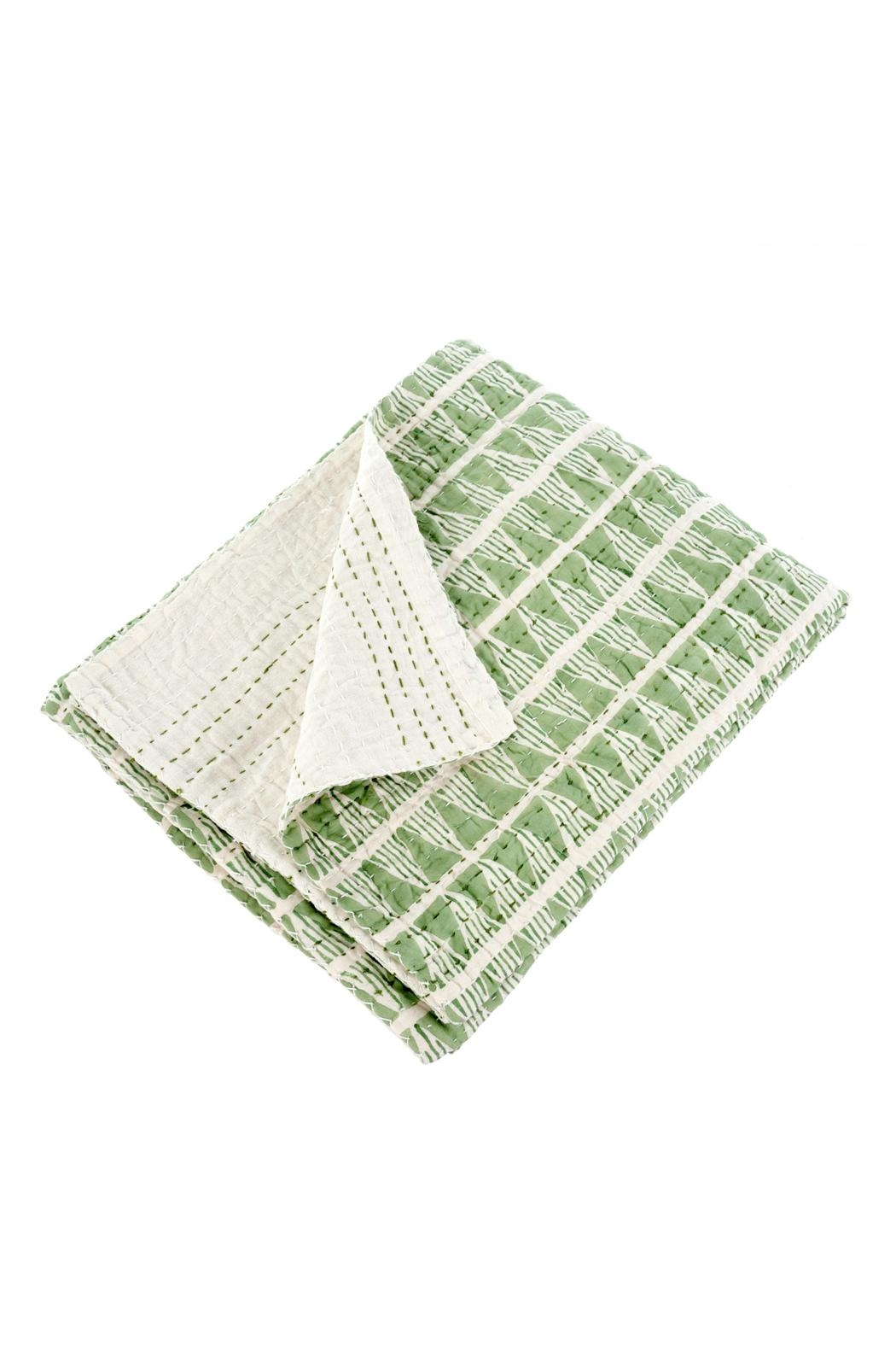 Indaba Montana Quilted Throw - Main Image