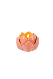 Indaba New Bloom Tealight - Front cropped