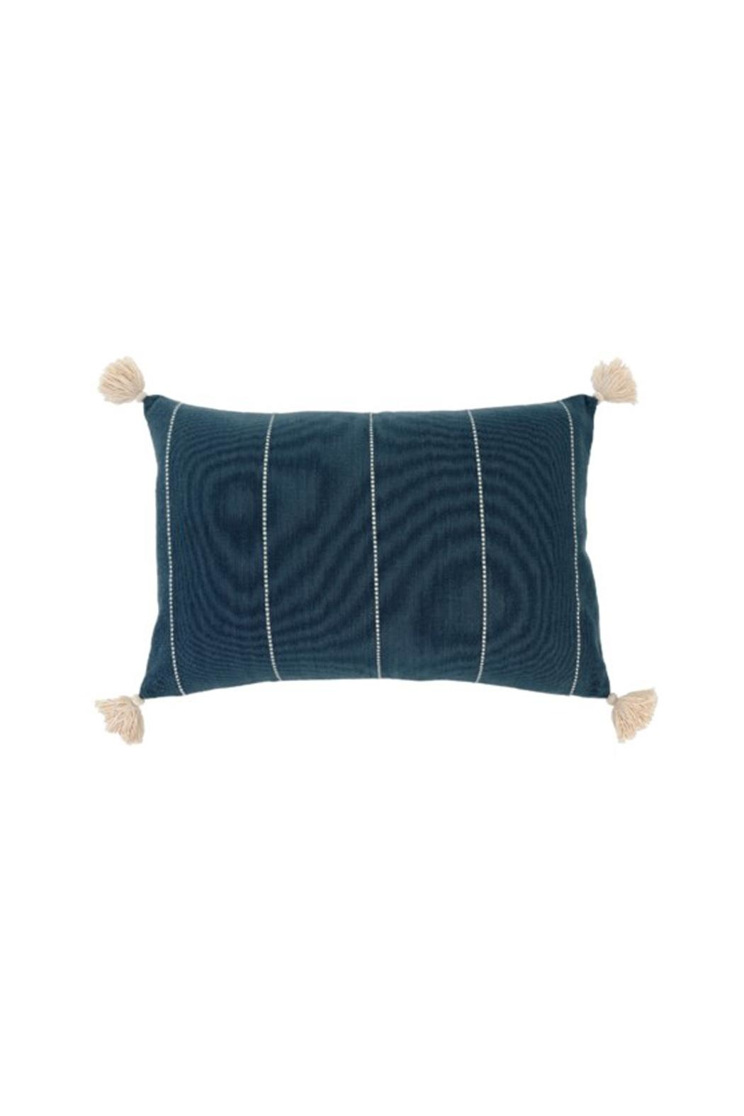Indaba Newport Woven Cushion - Front Cropped Image