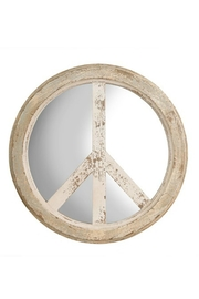Indaba Peace Mirror - Front cropped