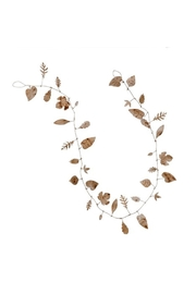 Indaba Rustic Foliage Garland - Front cropped