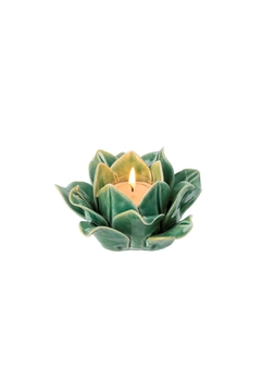 Indaba Spring Sprout Tealight - Alternate List Image