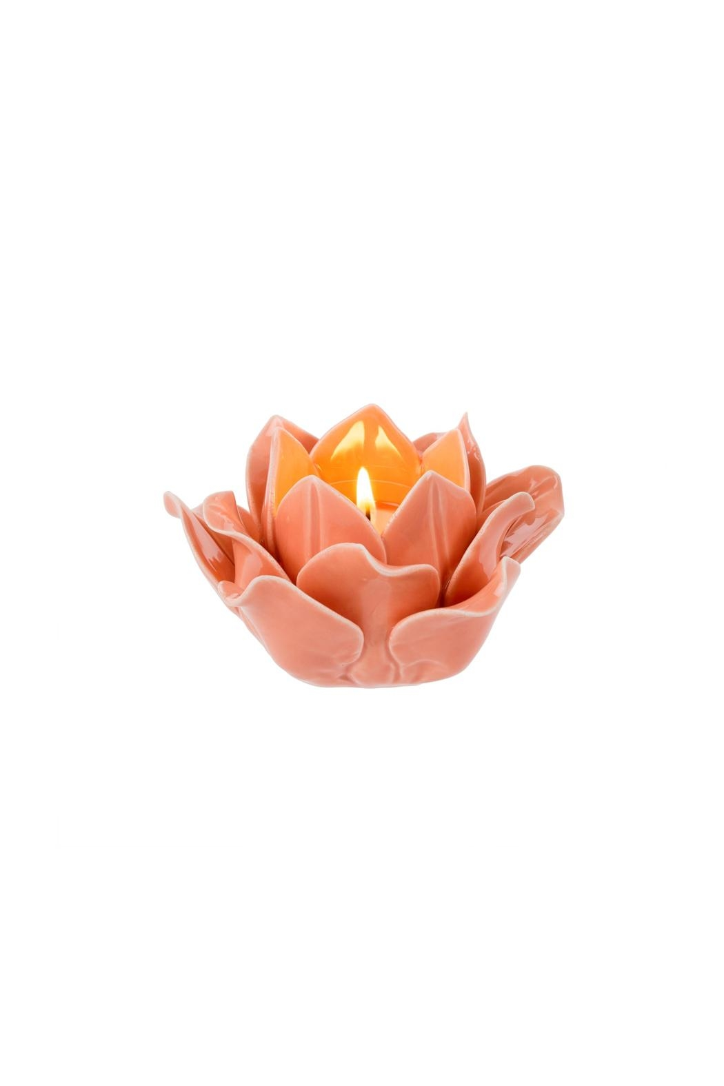 Indaba Spring Sprout Tealight - Main Image