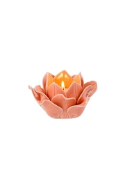 Indaba Spring Sprout Tealight - Front cropped