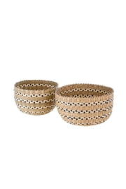 Indaba Villa Seagrass Baskets - Product Mini Image