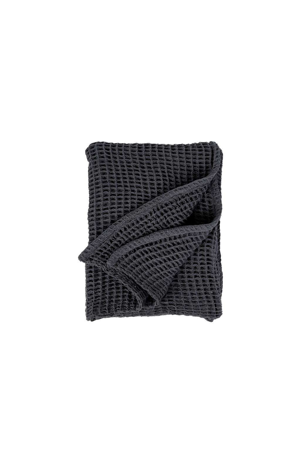 Indaba Waffle Woven Throw - Front Cropped Image