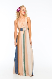 Indah Anjeli Maxi Dress - Front full body