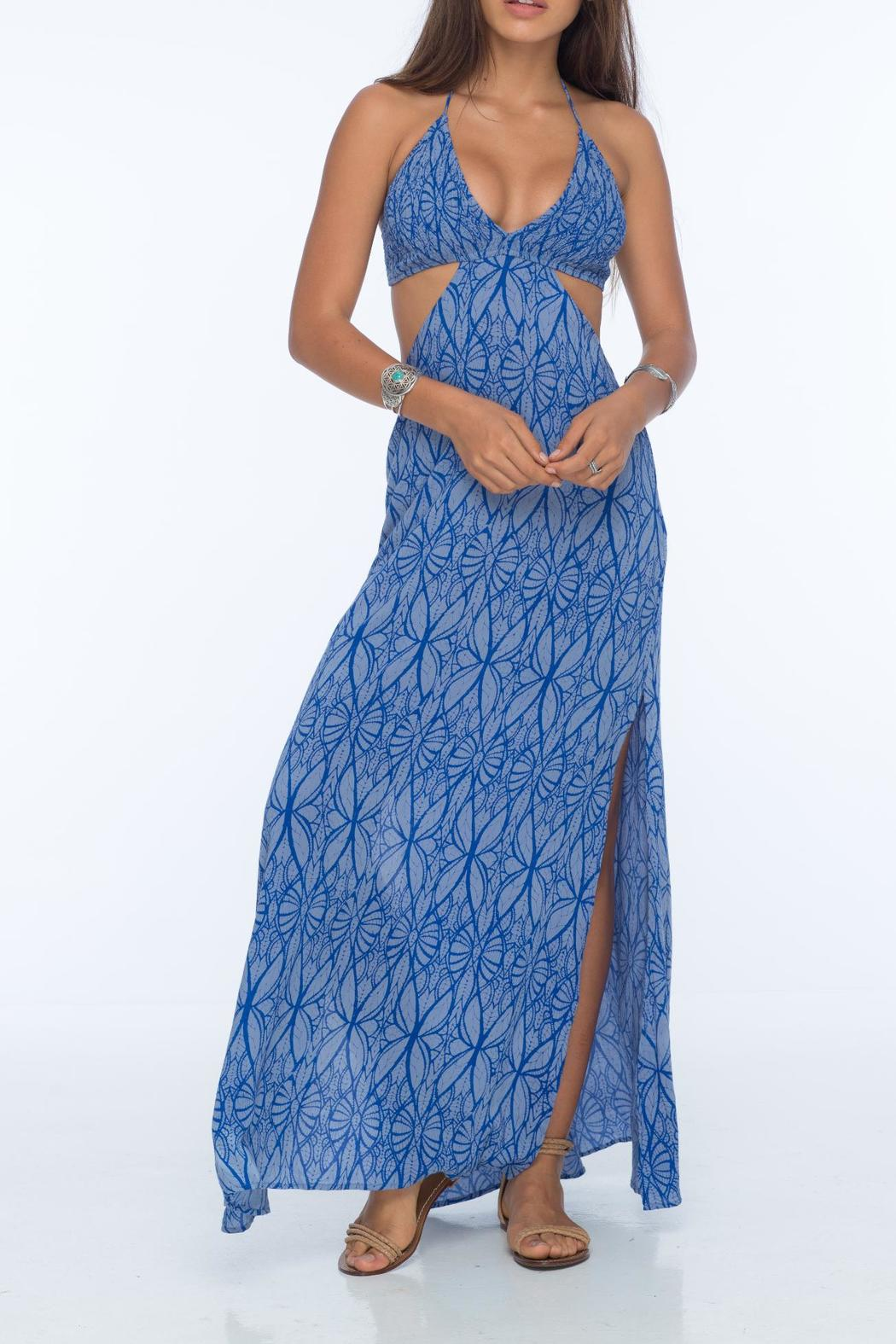 0977f8e1895 Indah Blaze Cutout Dress from Florida by Perspicasity — Shoptiques