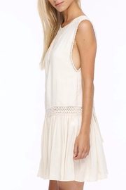 Indah Crochet Mini Dress - Side cropped