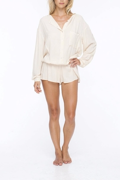 Indah Casual Everyday Romper - Product List Image