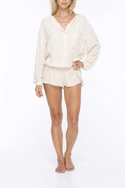 Indah Casual Everyday Romper - Front cropped