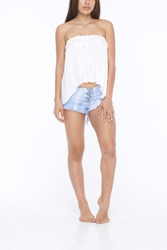 Indah Mary Strapless Shirt - Product List Image