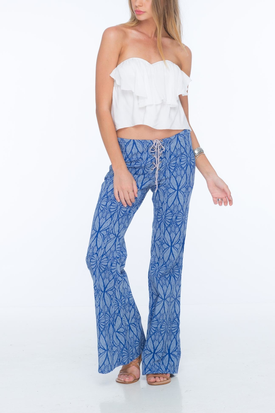 Indah Paloma Top - Front Cropped Image