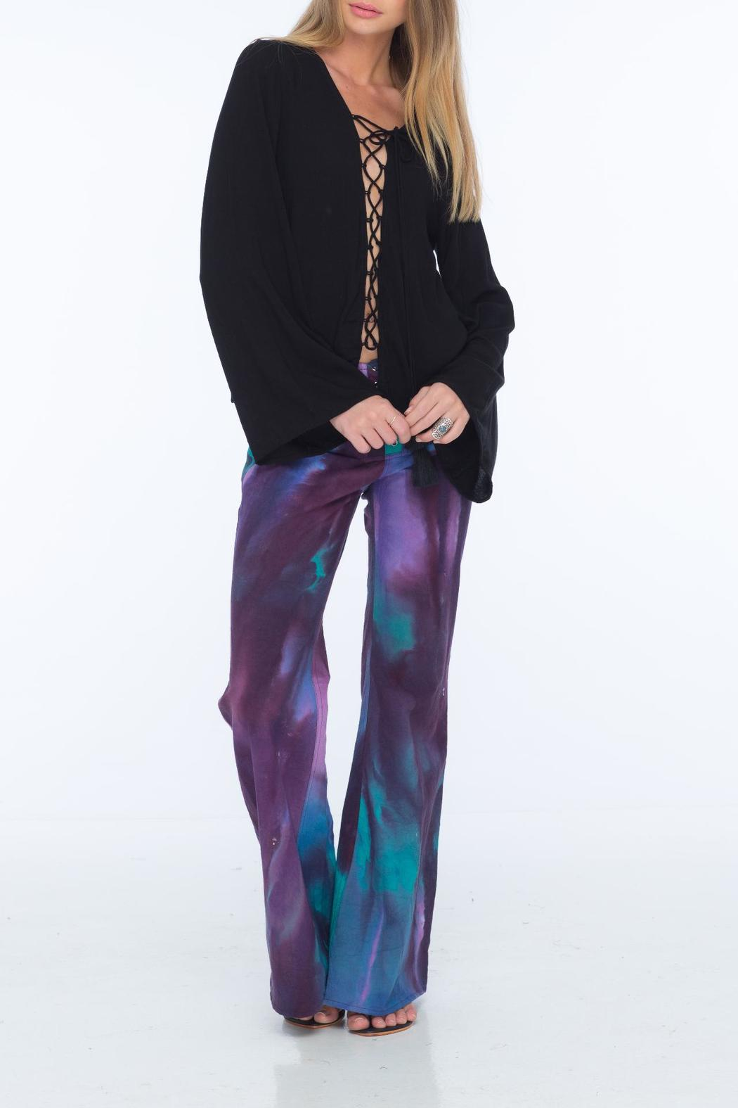 Indah Pisces Top - Front Cropped Image