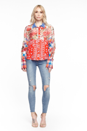 Aratta Independence Day Shirt - Back cropped