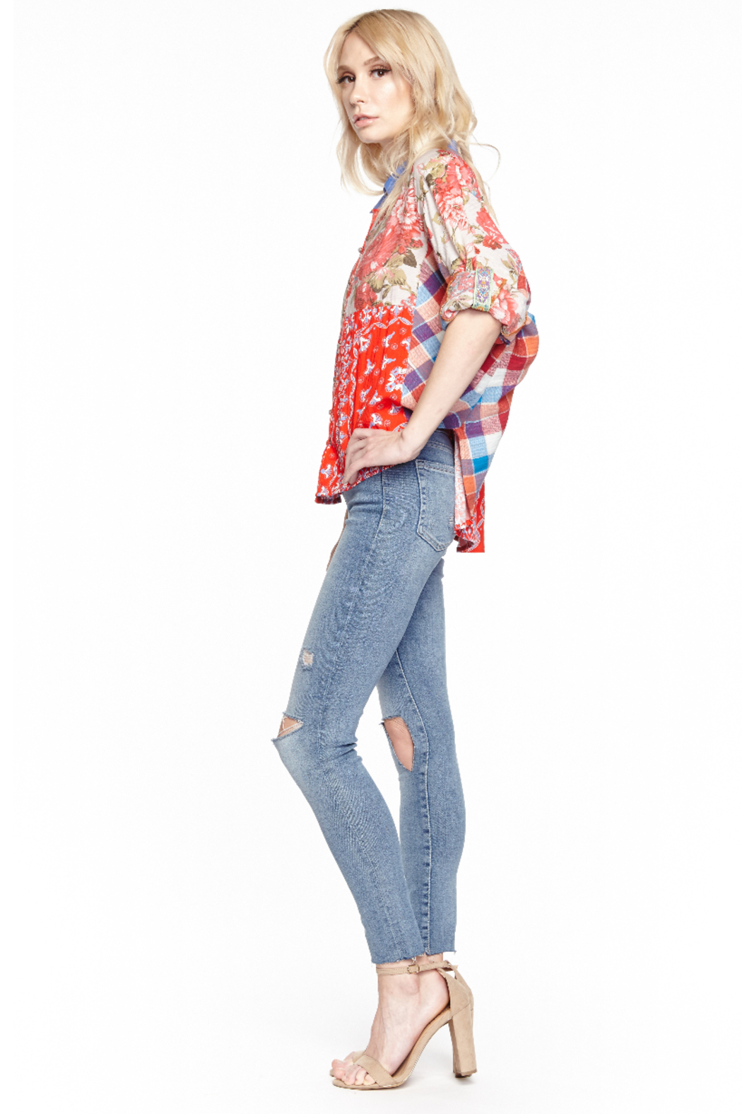 Aratta Independence Day Shirt - Front Full Image