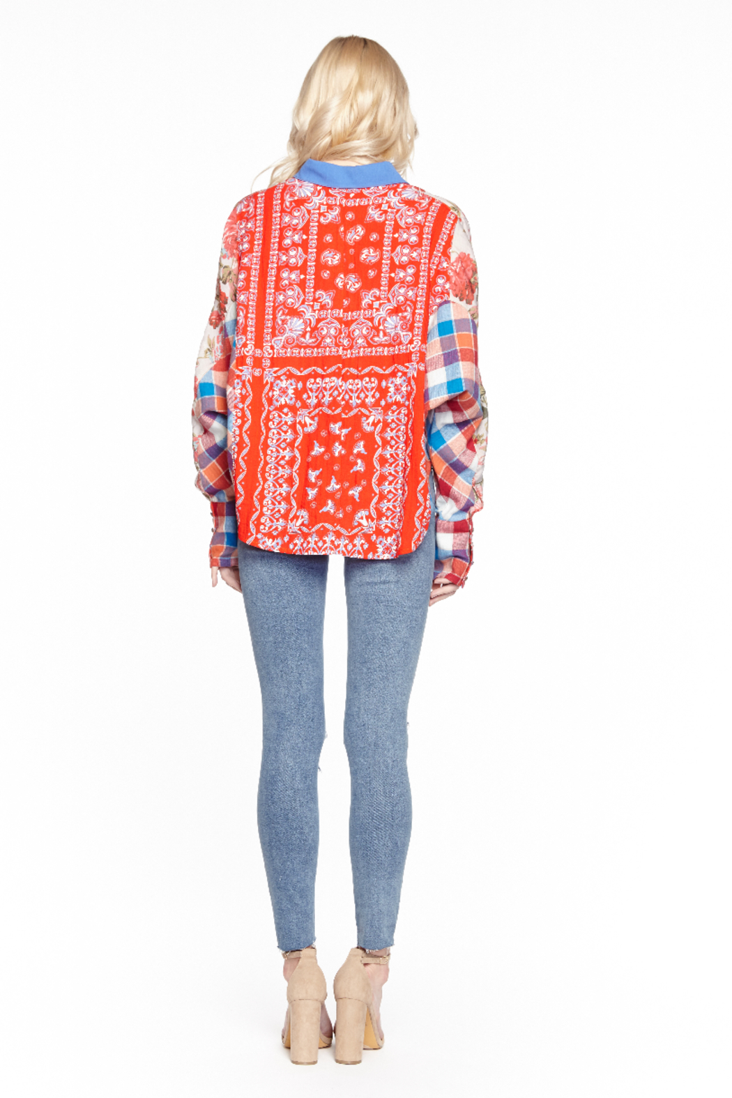 Aratta Independence Day Shirt - Side Cropped Image