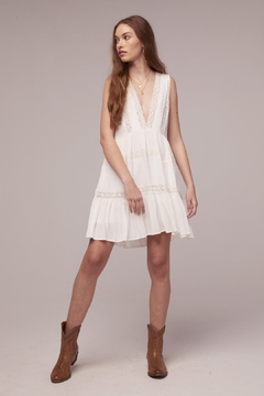 Band Of Gypsies Independence Mini Dress - Product List Image