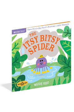 Shoptiques Product: Indestructibles The Itsy Bitsy Spider