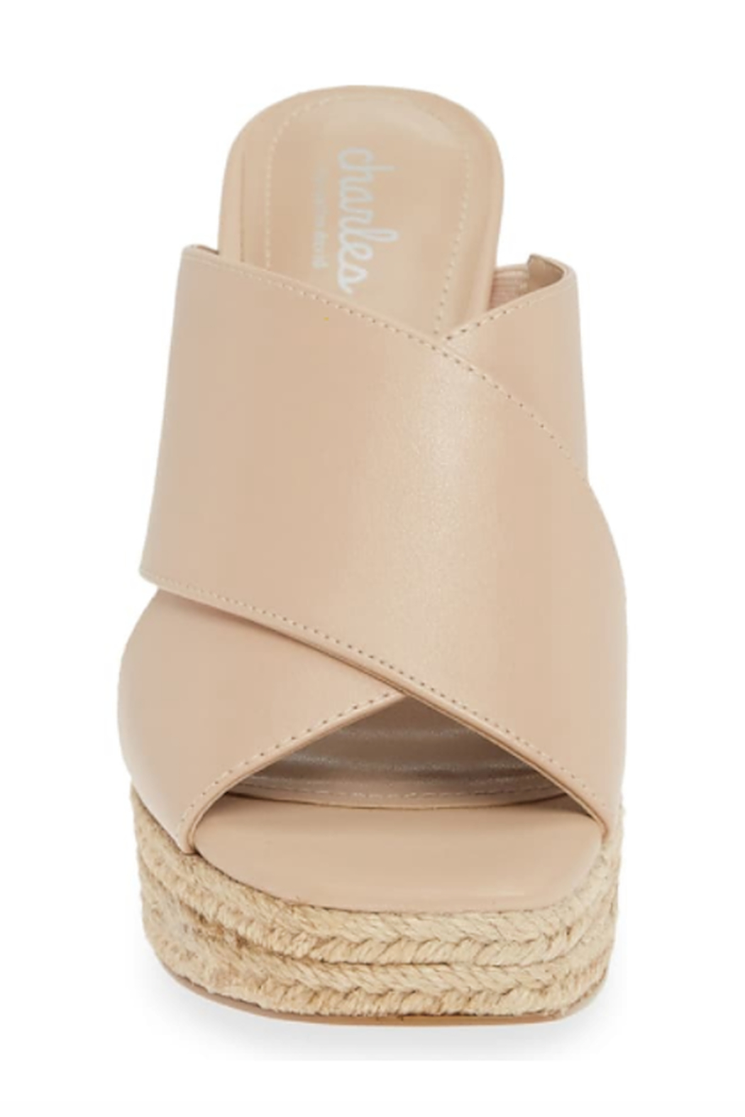 Charles David Index Chunky Heel - Side Cropped Image