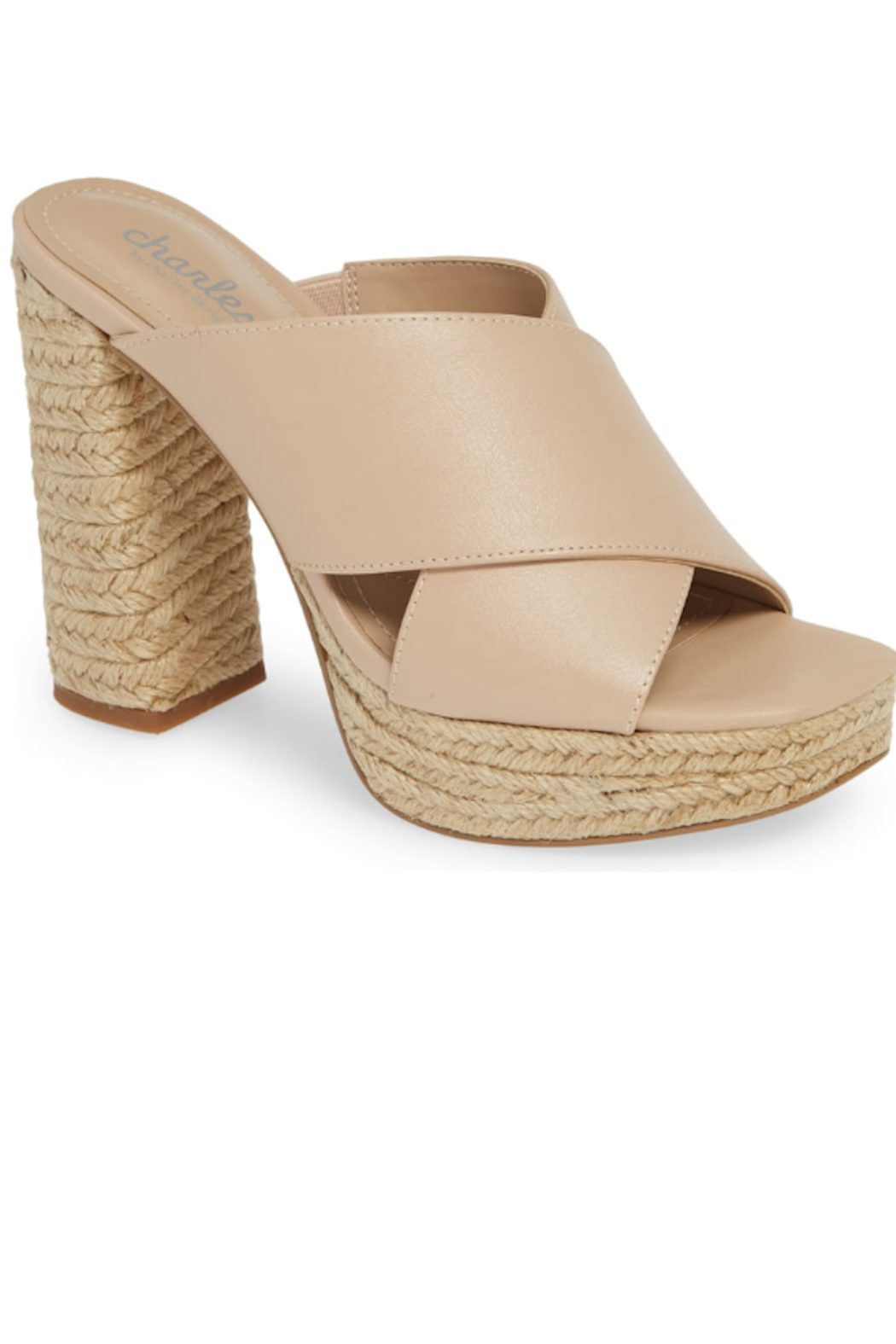 Charles David Index Chunky Heel - Front Cropped Image
