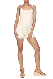 India Boutique Crochet Short - Front full body