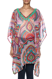 India Boutique Fabulous Cover Up Caftan - Side cropped