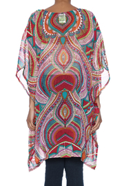 India Boutique Fabulous Cover Up Caftan - Back cropped