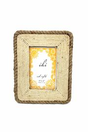 India Handicrafts Rope Frame Light - Product Mini Image
