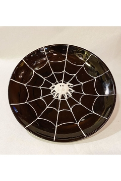 India Handicrafts Spider Web Plate - Product List Image