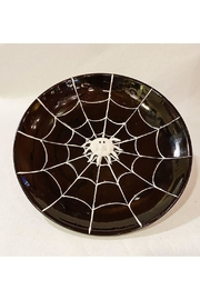 India Handicrafts Spider Web Plate - Product Mini Image