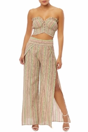luxxel Indian Boho Pant-Set - Front cropped