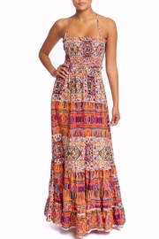 luxxel Indian Floral Maxi - Product Mini Image