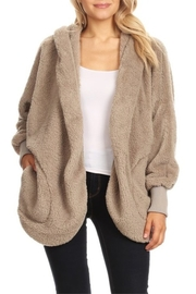 T Party Indian River Bear Coat - Product Mini Image