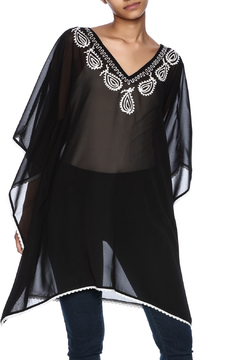 Shoptiques Product: Flawless Embroidery Cover Up