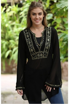 Angie Indian Tunic - Product List Image