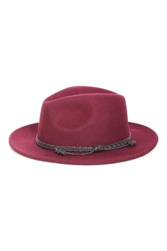 Rock Etiquette Indiana Jones Hat - Product List Image