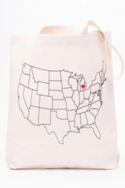 counter couture Indiana Tote - Product Mini Image