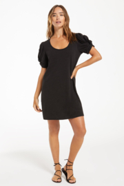 z supply Indie Puff Sleeve Dress - Product Mini Image