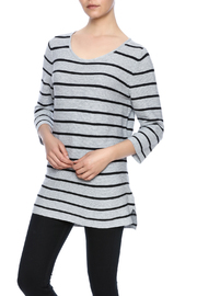 INDIGENOUS DESIGNS Striped Pullover - Product Mini Image