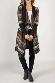 Indigenous Fair Isle Coat - Product Mini Image