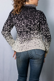 INDIGENOUS DESIGNS Funnel Neck Pullover - Front full body